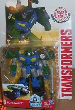 Transformers Robots In Disguise BLASTWAVE Mosc New Warrior Tank Rid 2015