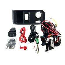 wire switch wiring kits with fuse & dash bezel for 2014 2015 GMC Sierra 1500