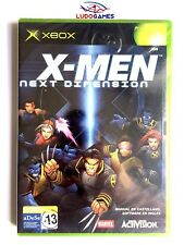 X-Men Next Dimension XBOX Videogame Nuevo Precintado Retro Sealed New PAL/SPA