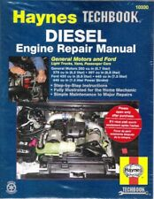 Haynes Diesel Engine Techbook Repair Manual GMC Ford Power Stroke 7.3L F250 88X