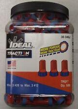 Ideal 30 346j Wire Connectors Orange Amp Blue 500pc Trq1 Usa