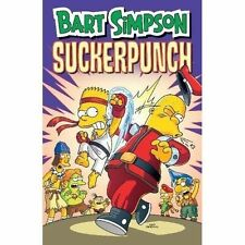 Bart Simpson - Suckerpunch by Matt Groening (Paperback) Book