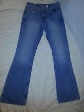 Women's Old Navy Boot Cut Jeans Size 4 EUC