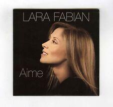 CD SINGLE (PROMO) LARA FABIAN AIME
