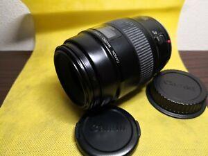 """Canon EF 100mm f/2.8 Macro AF Lens  """"Excellent+"""" Japan #20551"""