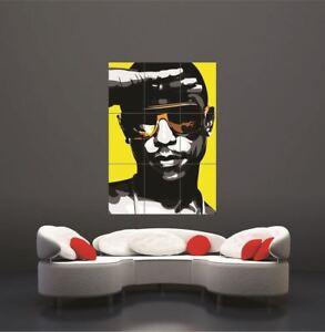 N.E.R.D. Pharrell Hip Hop Giant Poster Art Print
