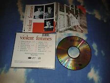 VIOLENT FEMMES ‎– Violent Femmes USA CD (2000) + 2 EXTRA TRACKS