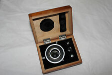 LOMO Microscope Dark Field Condenser OI-2 A1.15 Mikroskop Kondensor Full Set