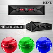 NZXT 5.25-Inch Hue RGB LED Color Changing Controller Chassis Light Bar