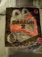 McDonalds Happy Meal HOW TO TRAIN YOUR DRAGON 2, #3 Hookfang NIP
