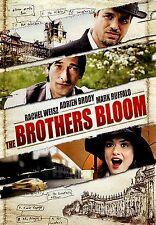 BRAND NEW DVD // The Brothers Bloom // Rachel Weisz, Mark Ruffalo, Adrien Brody