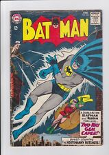 Batman #164, June 1964, DC Comics, New Batmobile VG