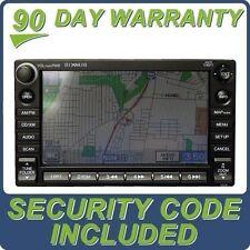 HONDA CIVIC HYBRID OEM XM Navigation Radio GPS 6 Disc Changer CD Player 2AC4