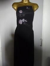 Principles Strapless Black Dress Size 12