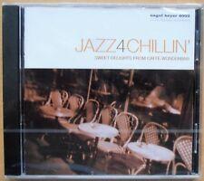 Jazz 4 Chillin - Sweet Delights from Café Wunderbar - CD neu & OVP
