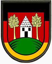 Wappen von Hattenhofen Aufnäher ,Pin, Aufbügler