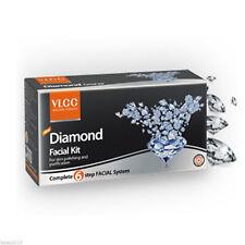 2PACK VLCC DIAMOND FACIAL KIT REDUCES WRINKLES & FOR SKIN POLISHING&PURIFICATION