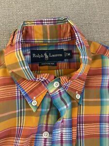 ralph lauren shirt medium