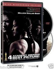 Million Dollar Baby (DVD, 2005, 2-Disc Set, Widescreen)
