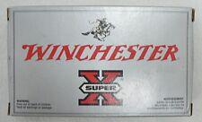 WINCHESTER  SUPER X 30-06 CAL EMPTY RIFLE AMMO BOX
