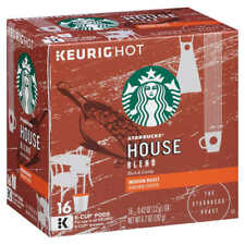 Starbucks House Blend Coffee 128 K-Cup Pods