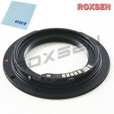 Roxsen EMF AF Makro Adapter für m39 Mount Lens to Canon EOS Kamera 5d II III 70d
