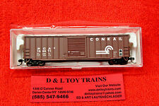 50002545 Conrail 50' Rib Side Box Car NEW IN BOX