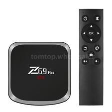Z69 Plus TV Box Amlogic S912 Android OctaCore 4K 2xWIFI Media Player 3G/32G O7S2