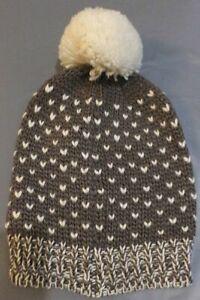 Salomon Knitted Beanie Pom Pom Hat