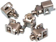 Jubilee MB1603 fliplock boîtiers & Vis 7 mm Multiband Acier Inoxydable pk 10