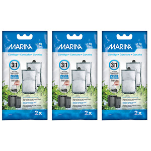 Marina i110 & i160 Replacement Filter Cartridge - 3 Packs of 2