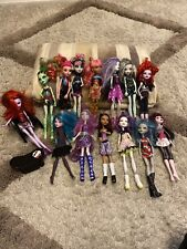 Large Rare Monster High Doll Bundle Ultra Rare Dolls