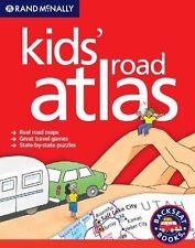 Rand McNally Kids Road Atlas by Kristy McGowan, Karen Richards