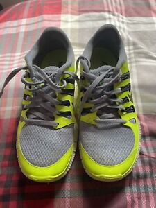 Ladies Nike Free 5.0 Running Shoes - UK Size 4- Great Condition - Used
