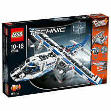 LEGO Technic 42025 Frachtflugzeug, NEUWARE! OVP! VERSIEGELT!