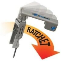 Metric Ratcheting Hex Allen Key Set Complete set of Metric Hex wrenches-