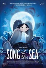 Song of the Sea Movie Silk Cloth Poster 13x20 20x30 inches Decor
