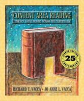 Content Area Reading : Literacy and Learning Across the Curriculum Hardcover