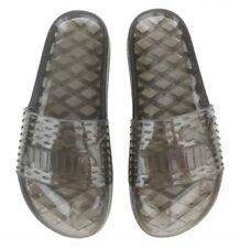 Puma X Fenty by Rihanna Black Jelly Slide Sandals 365773-02 Sz 7.5 dbaf9ffb1
