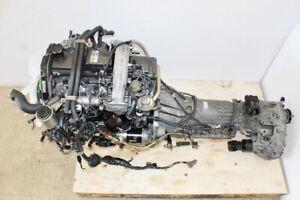 Toyota 1KZ-TE Engine Land Cruiser Hilux 4Runner Turbo Diesel Motor 3.0L 4X4 Tran