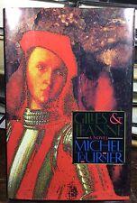 Michel Tournier, GILLES & JEANNE  (1989, HC/DJ) 1st American Ed.
