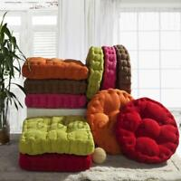 Thick Corduroy Cushion Mat Pad Dining Chair Seat Bedroom Pillow Home Office Hot