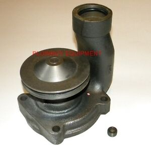 F2244R Water Pump with Pulley for JOHN DEERE Tractor 70 S/N 7031300 & Above
