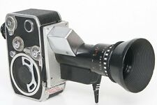 Bolex Paillard P1 Zoom Reflex 8mm Movie Camera