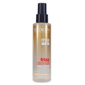 Redken Frizz Dismiss Instant Deflate Leave-in Smoothing Oil Serum 4.2 oz
