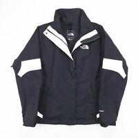Vintage THE NORTH FACE HYVENT Black Outdoor Jacket Size Women's Small