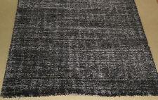 NEU Teppich Hochflor grau anthrazit  120x170 Top Shaggy modern Silk touch Glanz
