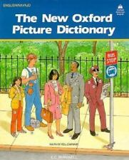 The New Oxford Picture Dictionary by E. C. Parnwell and Marvin Yellowhair...