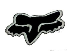 Fox Motor Sports Patches FoxMotor Embroidery iron on / sew on patch