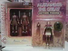 Soldiers & Alexander The Great Action Figures